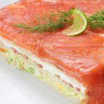 salmón fresco Arguiñano
